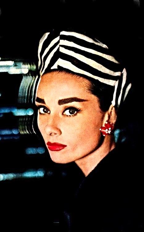 Audrey Hepburn- Harper's Bazaar