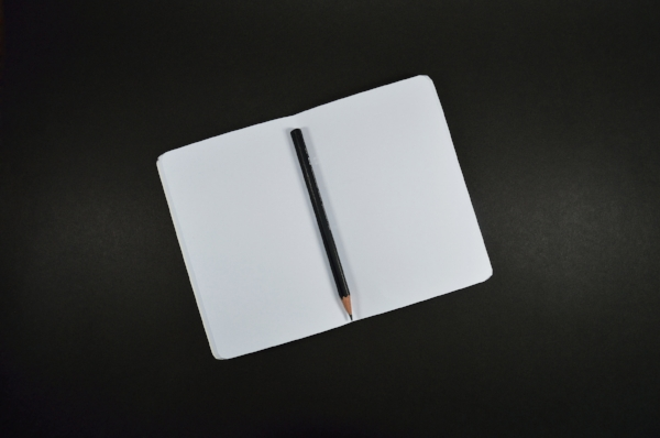 Pocket Sketch Book - Used to jot down ideas or design concepts.