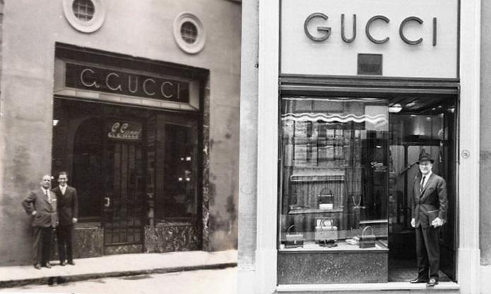 Image Via Pinterest Guccio Gucci With Son