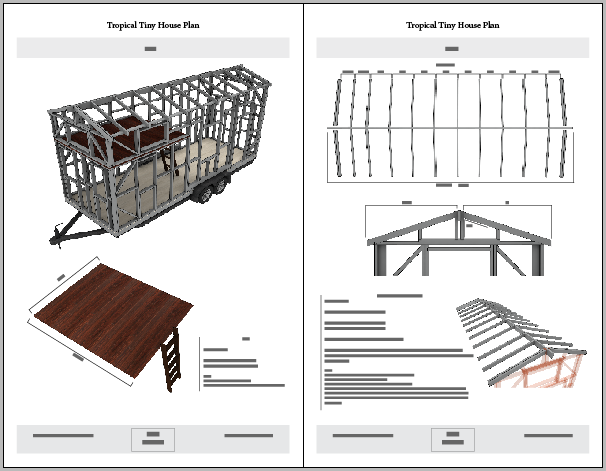 Tiny House Framing uncut tiny house v3 25 roof trusses tiny home exterior specs pinterest roof trusses search and Screen Shot 2013 01 22 At 24842 Pmpng