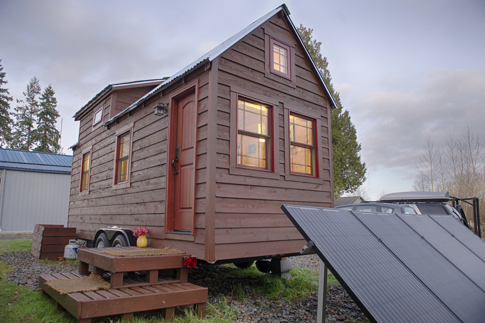 Our Electrical System The Tiny Tack House