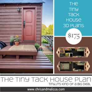 The Tiny Tack House Plan