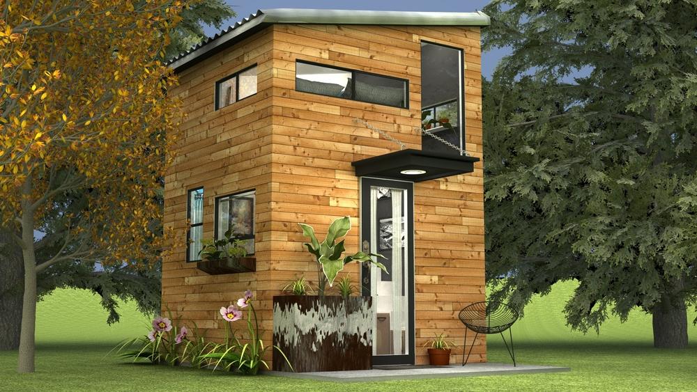 Inspiration The Tiny Tack House