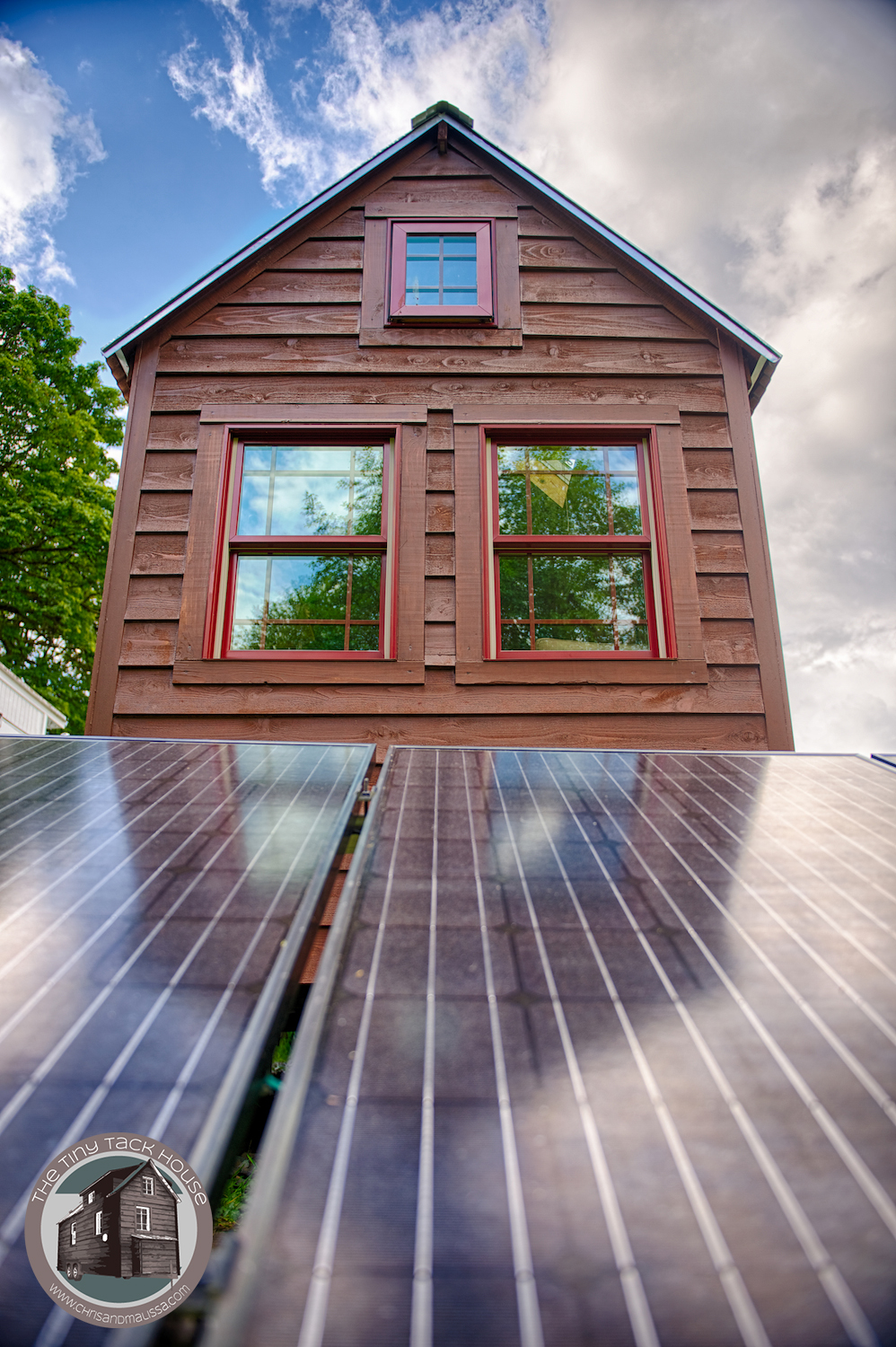 More about Tiny House Solar Power The Tiny Tack House