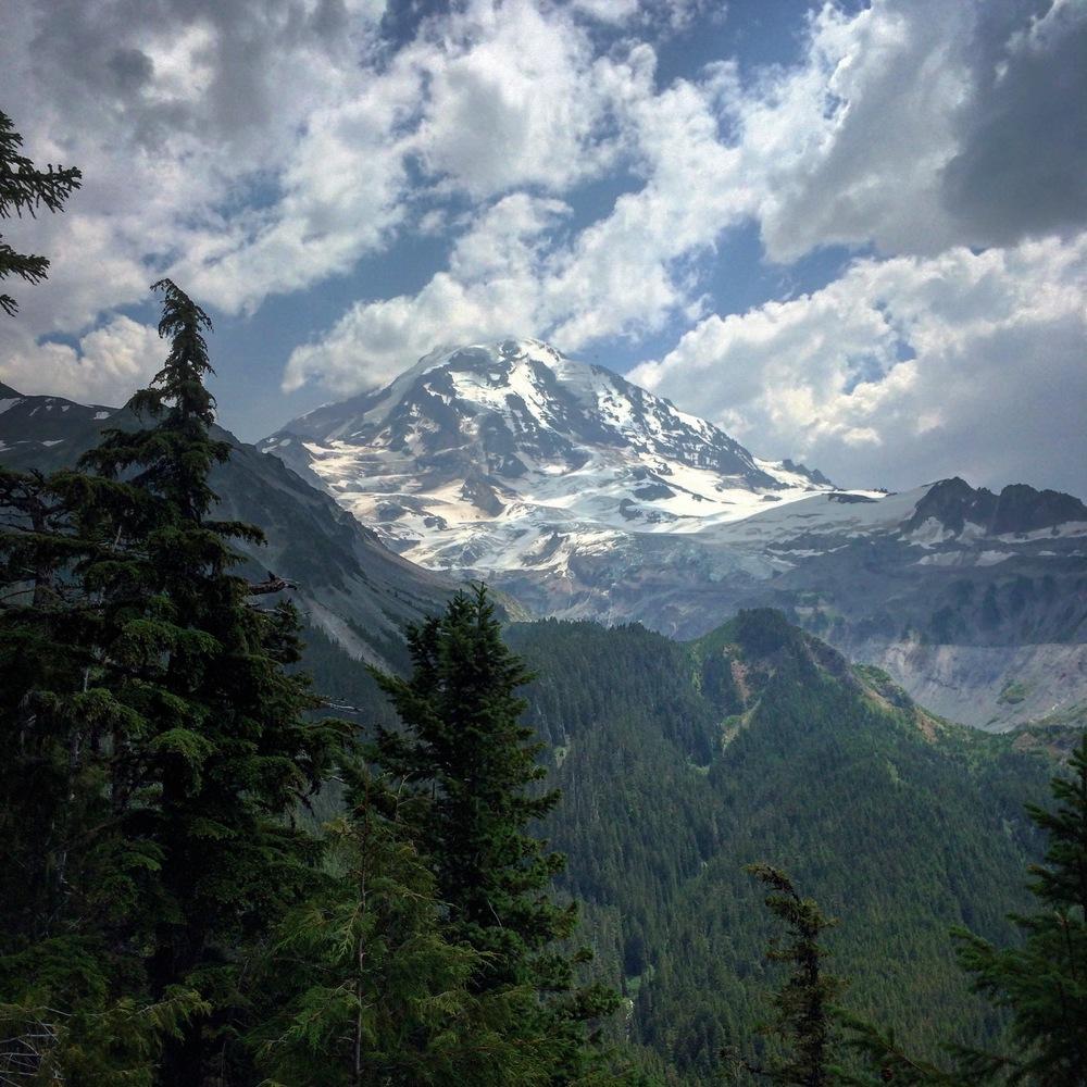 Mt. Rainier! Life sure is beautiful!!!!
