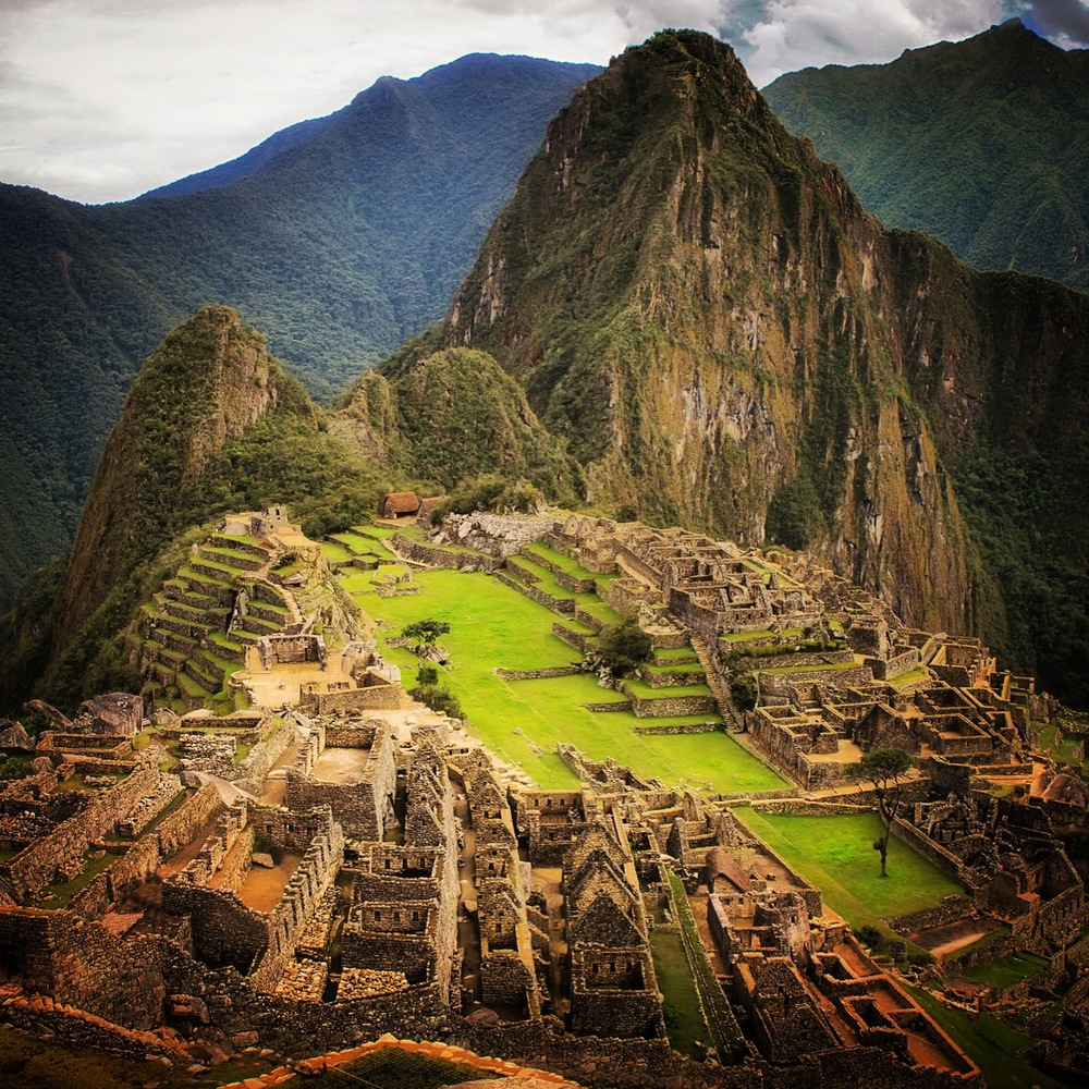 Last but not least... come September, this will be my mountain view!!!! Machu Picchu in Peru. This will be my first overnight trek in the jungle, and I'm sooo excited! Not to mention, my first trip out of the states... I don't include Canada, because I grew up in the U.P. of Michigan, which is basically Canada, haha. Two whole weeks in Peru... this is going to be an adventure! Alright, I think I have given you enough to digest for now. Till next time!