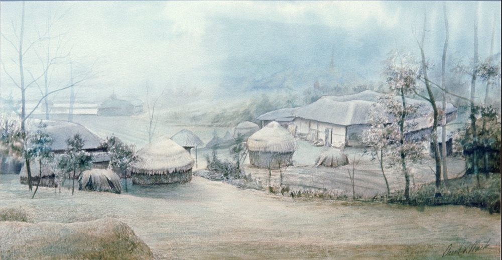 Korean Village