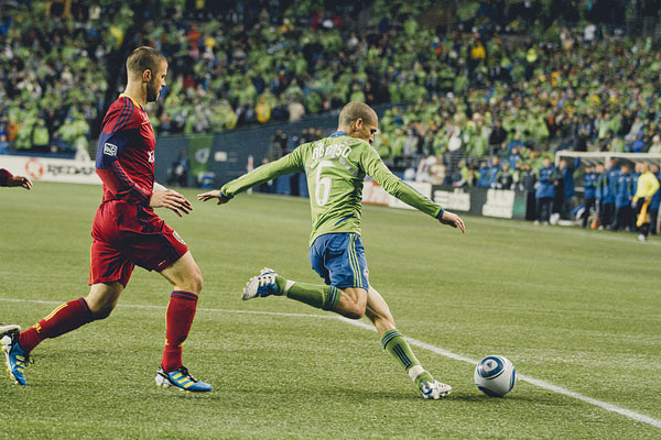 awesome Seattle Sports photography Sounders