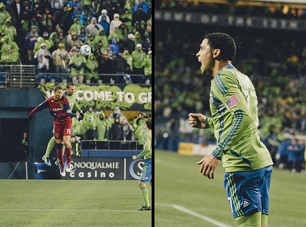 Sounders vs Real Salt Lake