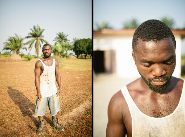 Liberian portrait JR