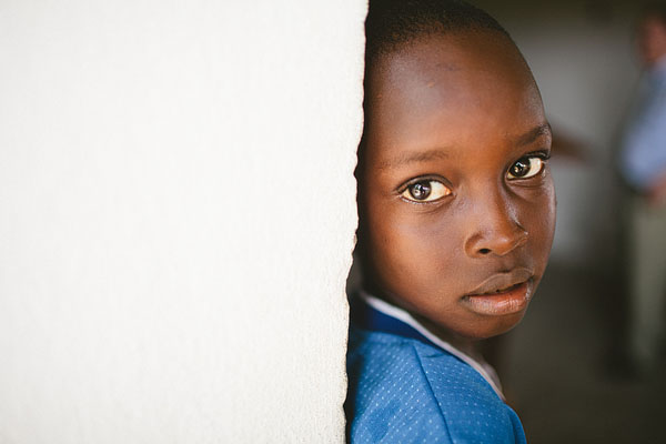 African boy portrait