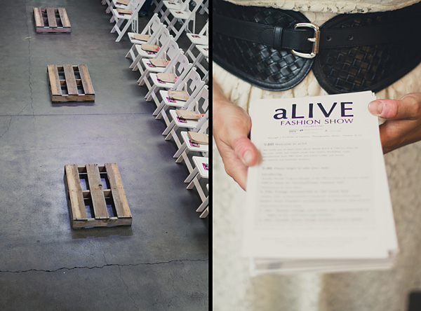 aLive Fashion Show at 415 Westlake in Seattle