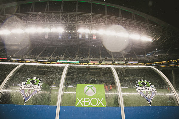 Seattle Sounders XBox