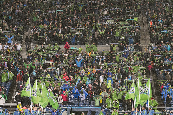 Seattle Sounders fans are the best