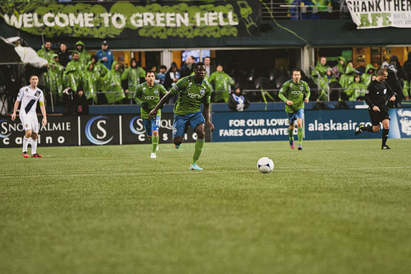 Seattle Sounders sports photography