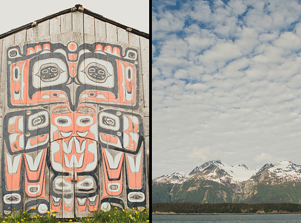 Alaska photos in Haines and Juneau by Mike Fiechtner Photography