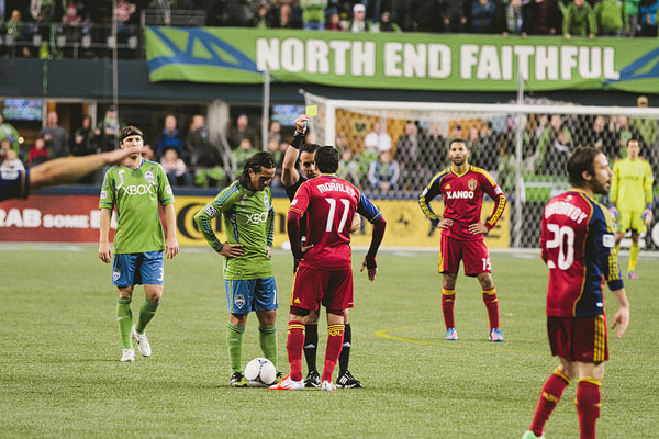 MLS playoffs Sounders
