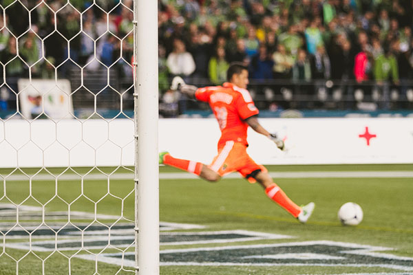 Sounders FC Real Salt Lake playoff