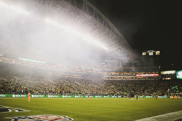 Seattle Sounders FC playoff