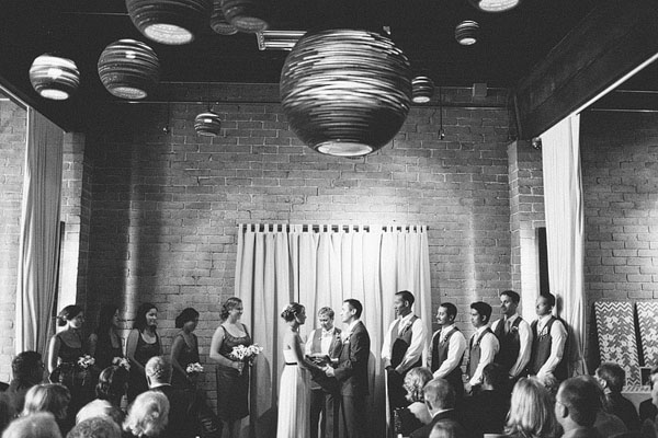 wedding ceremony at within sodo