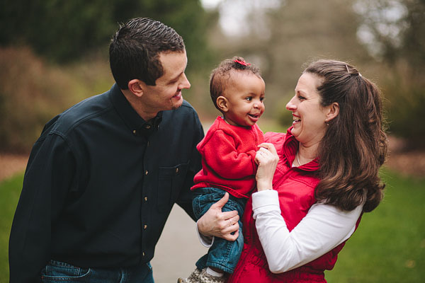best family photographer in Seattle