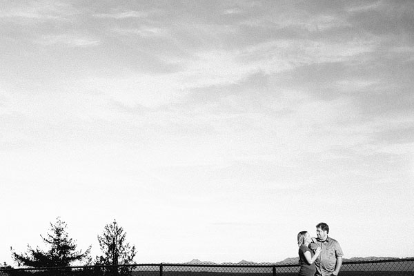 strobist engagement photography