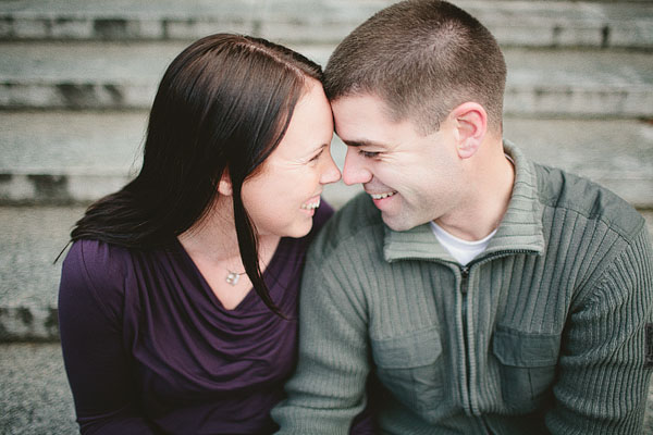 University of Washington engagement photography