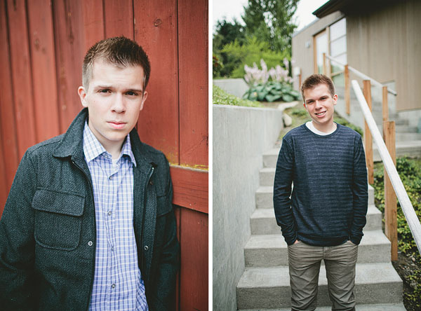 Federal way senior portrait