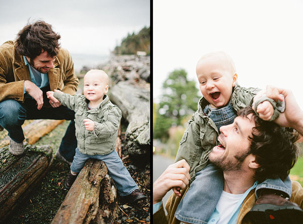 fun family photos in Seattle