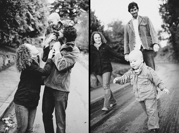 Seattle family portraits