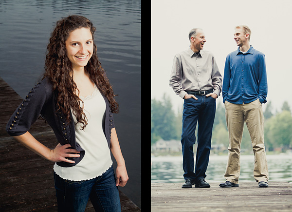Seattle family photography photographed by Mike Fiechtner Photography in Black Diamond