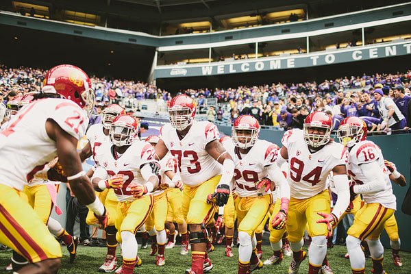 University of Southern California football