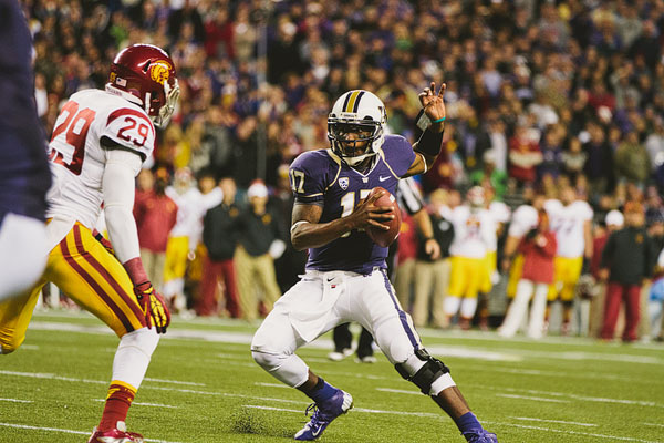 Keith Price UW quarterback