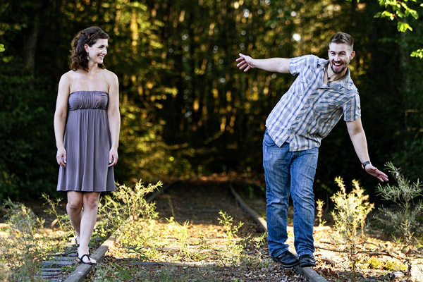Seattle engagement photographer photographed by Mike Fiechtner