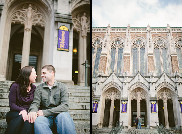 best Seattle engagement photographer