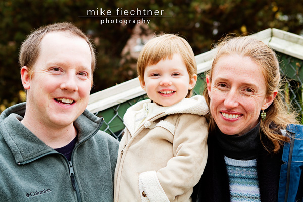 Seattle family photographs by Mike Fiechtner Photography