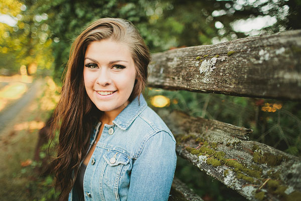 best senior portrait photographer in Seattle