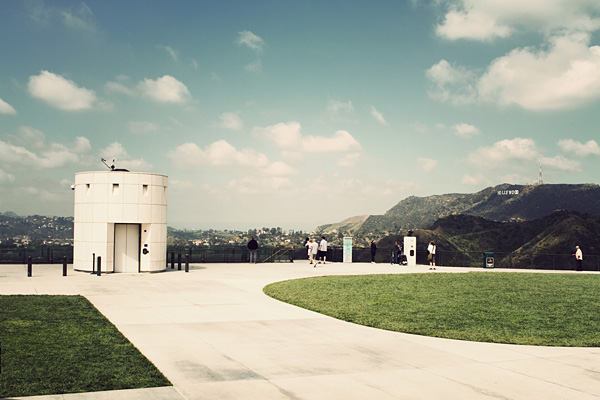 Griffith Observatory Los Angeles California