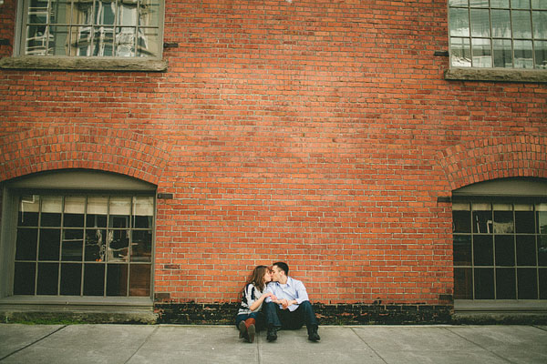 seattle engagement photography spaghetti factory