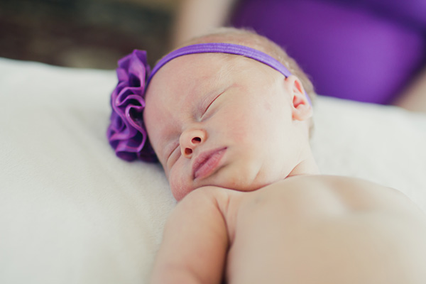 Seattle newborn photography by Mike Fiechtner