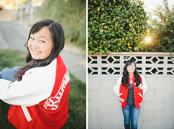 awesome senior portraits at Alki Seattle