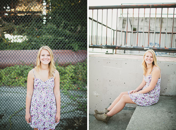 Ballard High School senior pictures