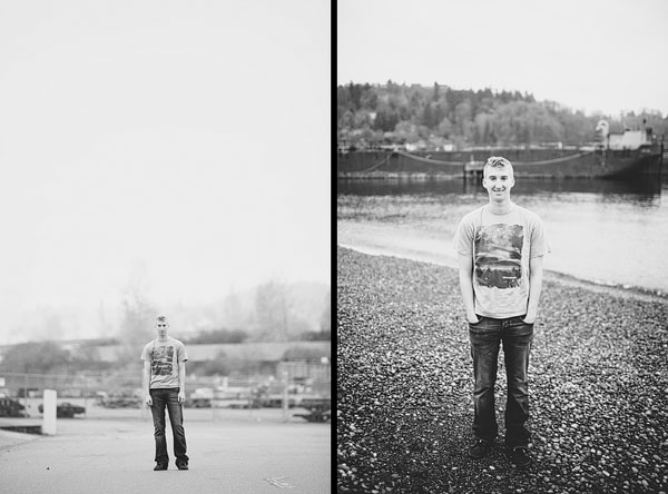park senior portrait seattle