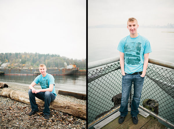 Mike Fiechtner Photography senior portrait