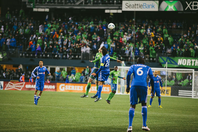 best Seattle Sounders photographs