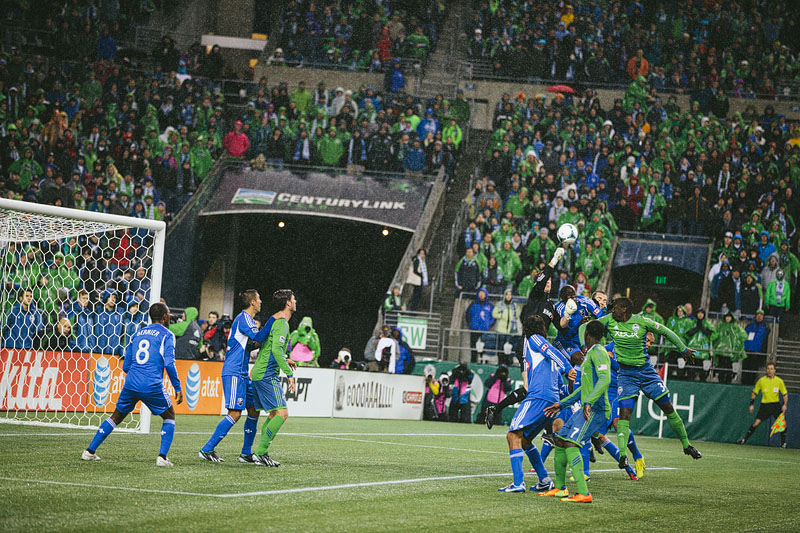 Sounders vs Impact MLS