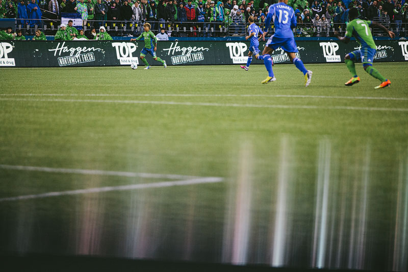best Sounders photos
