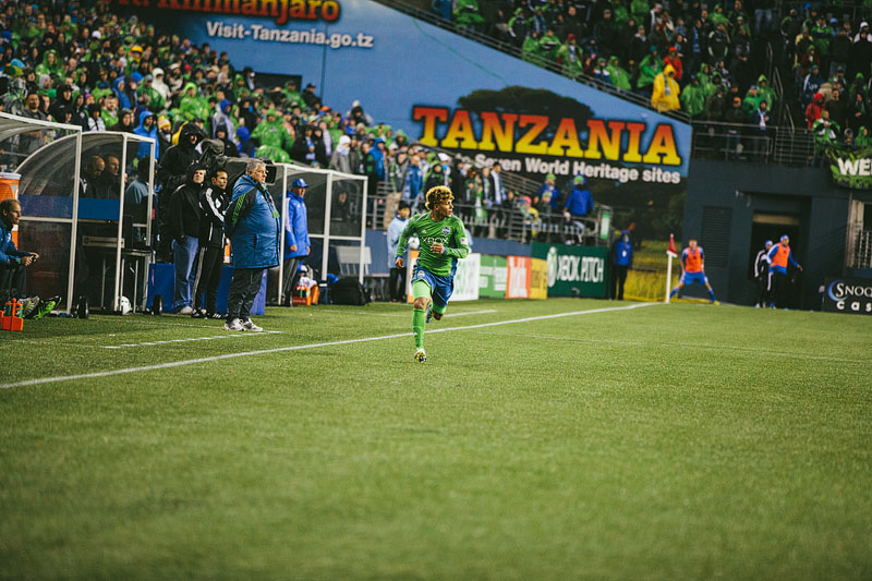 Seattle Sounder photography