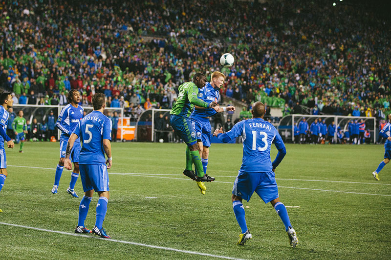 Seattle Sounders Montreal Impact