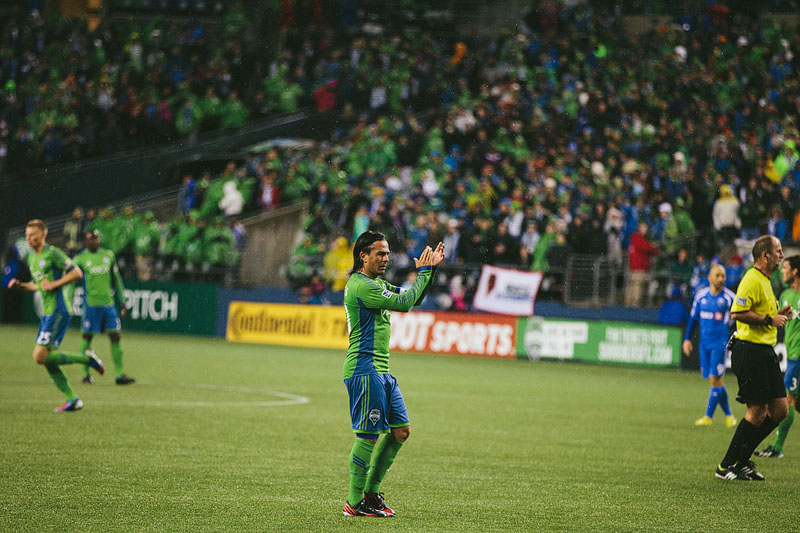 Rosales Seattle Sounders